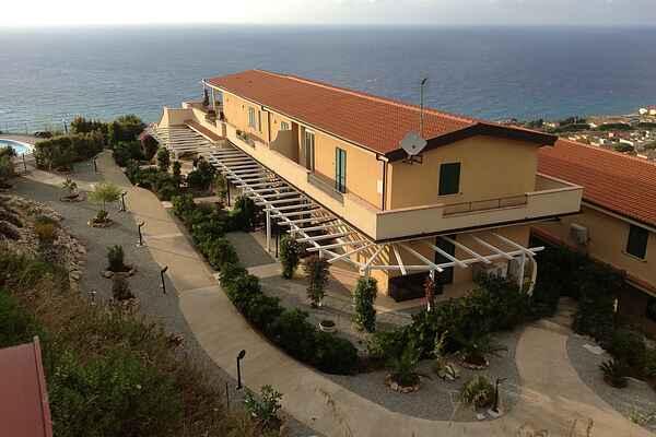 Apartment in Parghelia