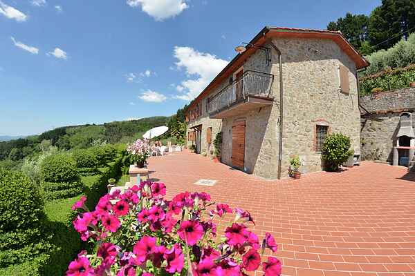 Cottage in Petrognano