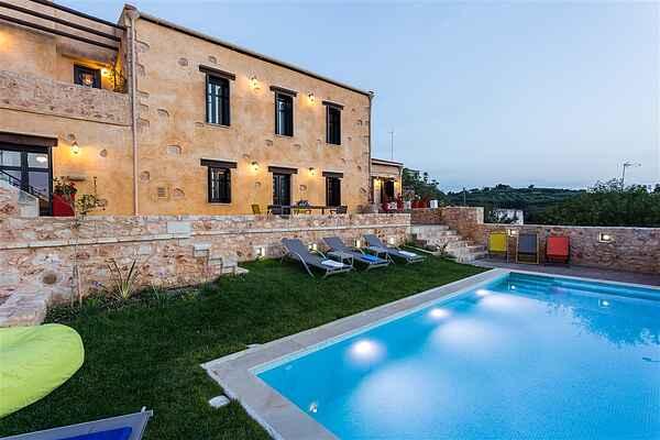 Villa in Rethymno Prefecture