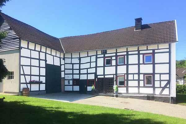 Gårdhus i Einruhr