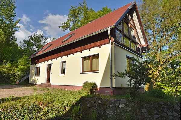 Holiday home in Zella-Mehlis