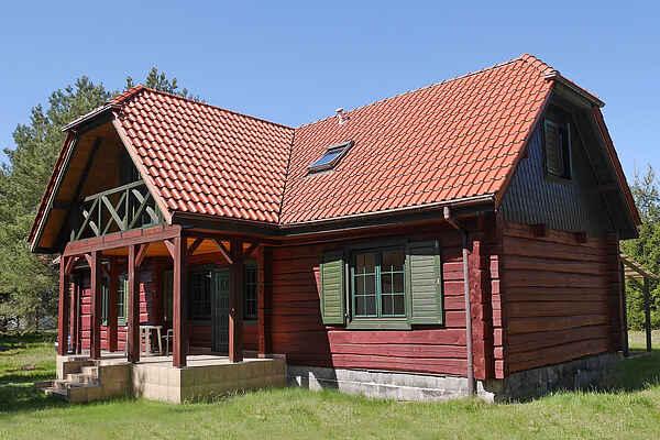 Cottage in Czarny Młyn