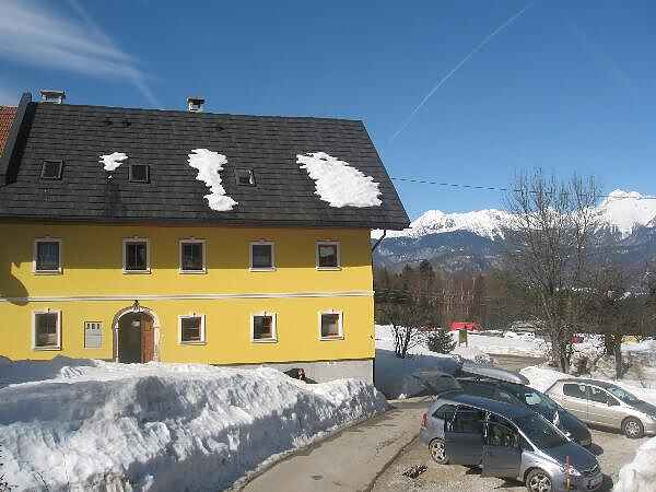 Appartement in Ravne v Bohinju