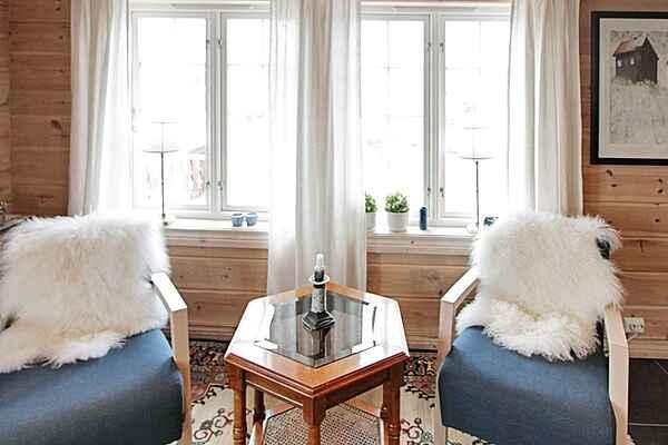 Vakantiehuis in Ljosland