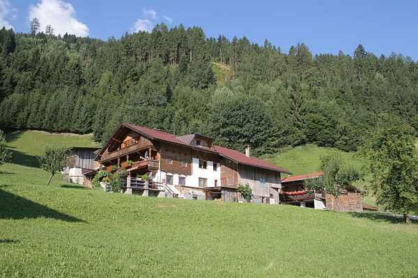 Sommerhus i Kaltenbach