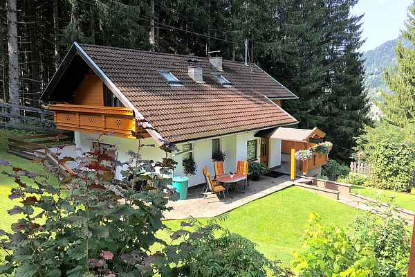 Sommerhus i Lamnitz