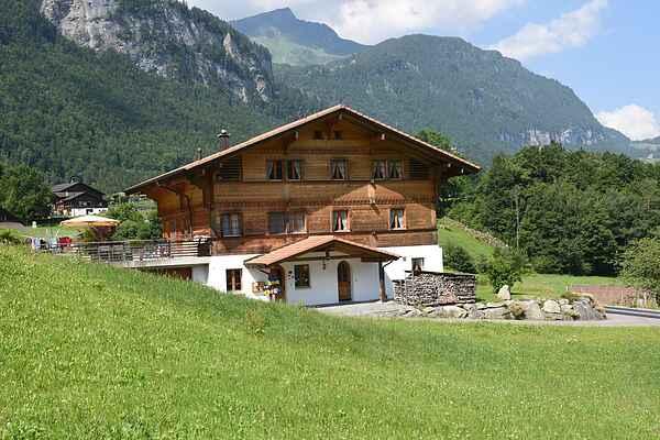 Apartment in Oberhasli