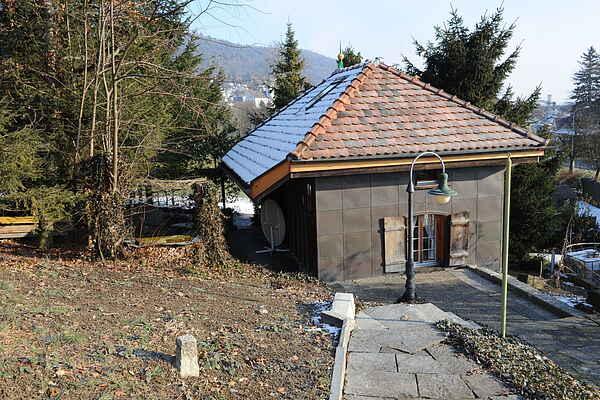 Hytte i Balgach