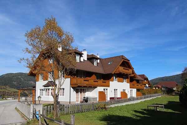 Apartment in Gemeinde Sankt Margarethen im Lungau