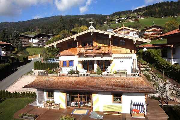 Apartment in Kirchberg in Tirol