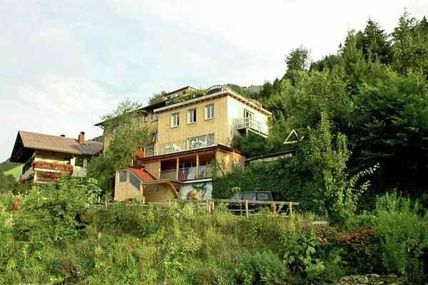 Ferielejlighed i Thüringerberg