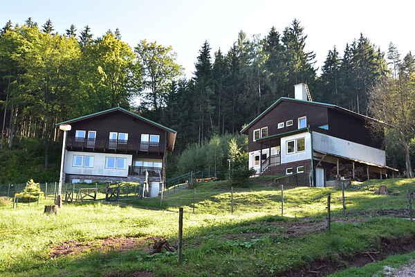 Cottage in Dolní Brusnice