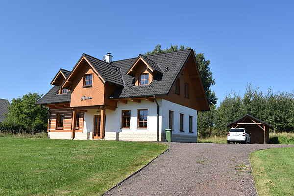 Holiday home in Božanov