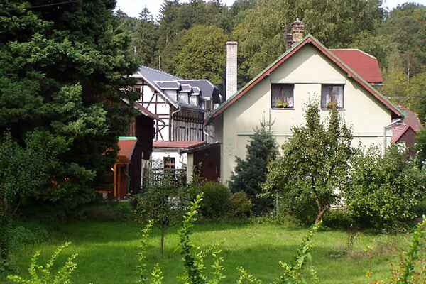 Holiday home in Jetřichovice