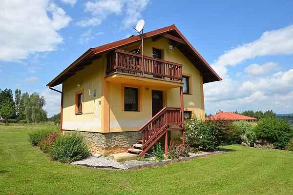 Sommerhus i Horní Kozolupy