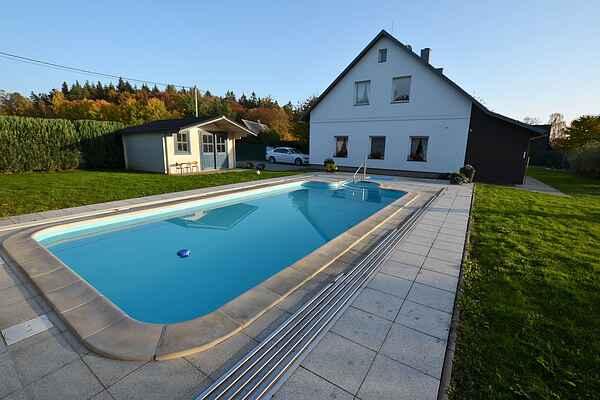 Villa in Horní Nemojov