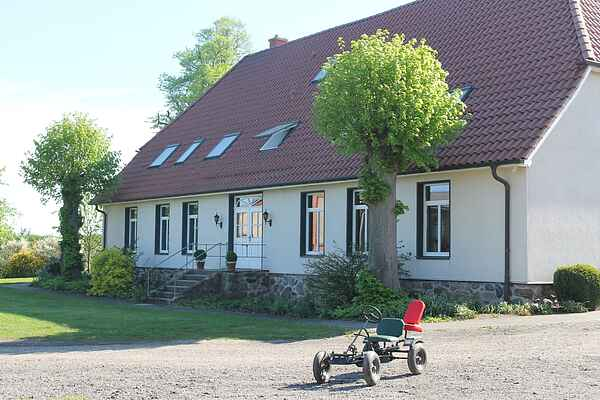 Farm house in Krusenhagen