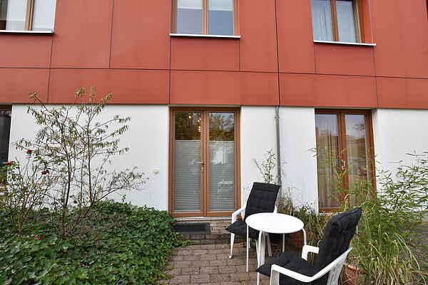 Apartment in Börgerende-Rethwisch