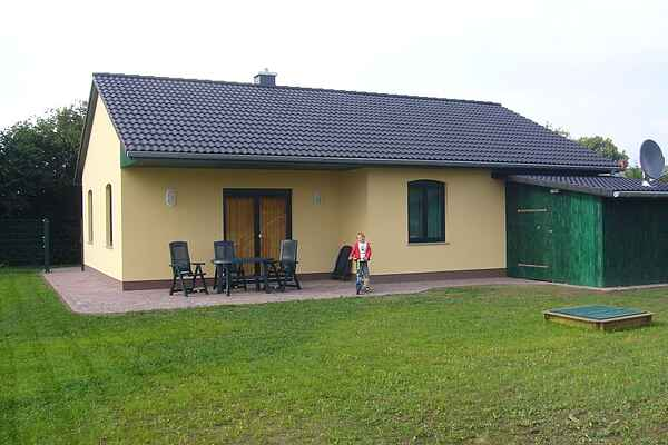 Holiday home in Satow