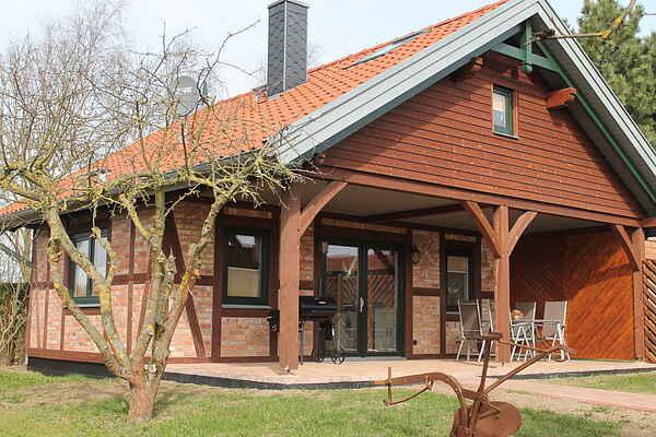 Sommerhus i Brusow