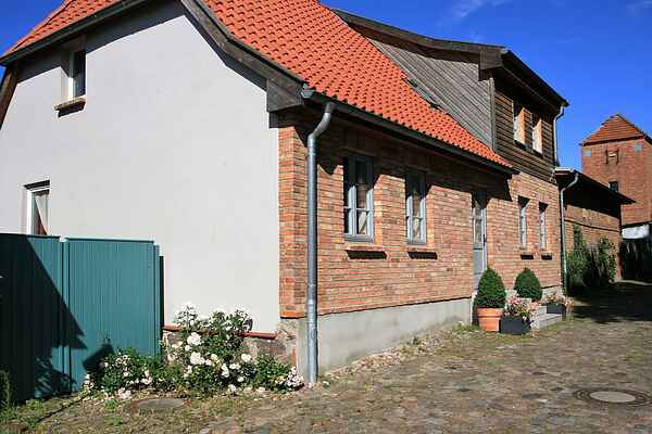 Apartment in Niederklutz