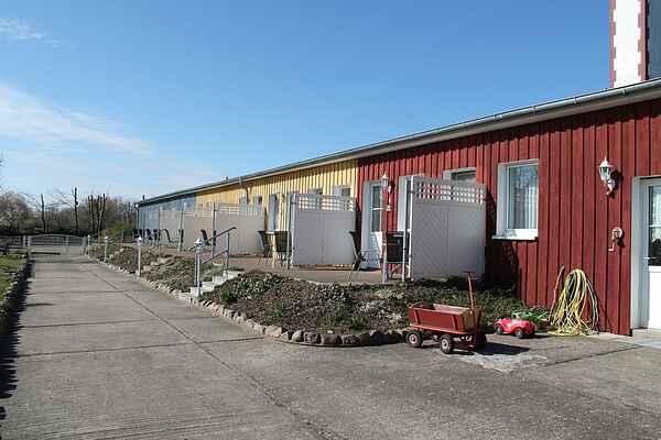 Apartment in Wiek