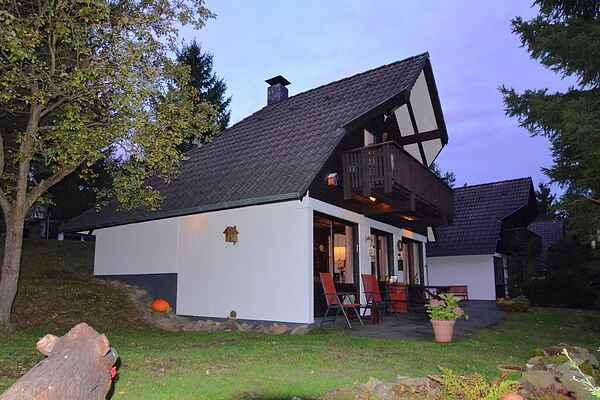 Sommerhus i Feriendorf Frankenau