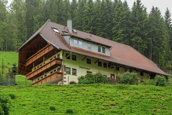 Farm house in Mühlenbach