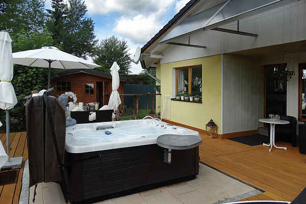 Holiday home in Lenzkirch