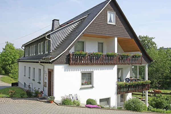Ferielejlighed i Sellinghausen