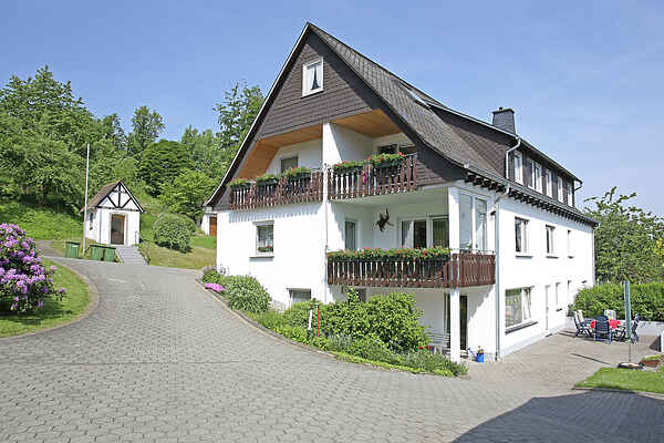 Apartment in Sellinghausen