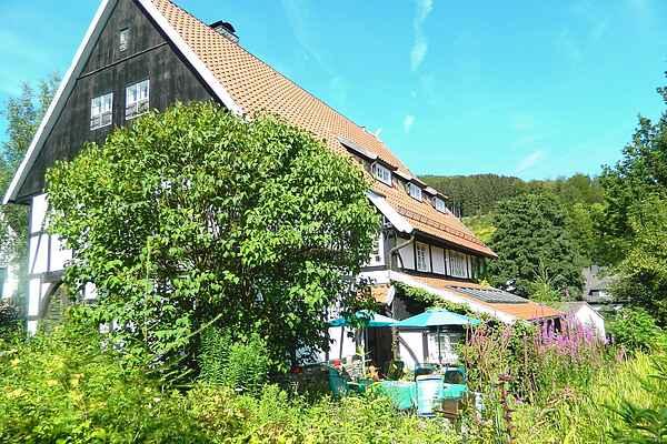 Sommerhus i Hoppecke