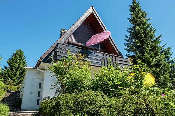 Holiday home in Rütte