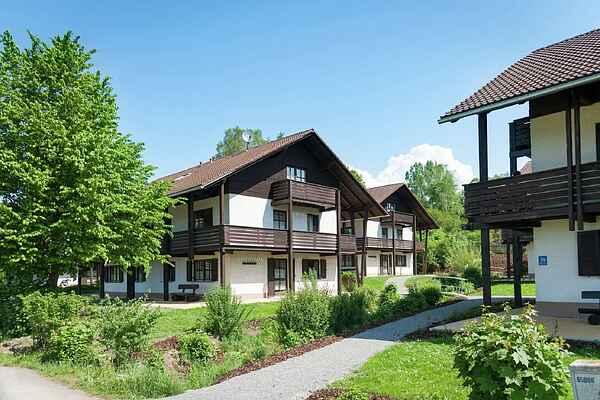 Ferielejlighed i Neuschönau