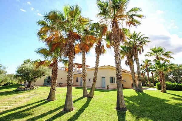 Villa i Santanyí