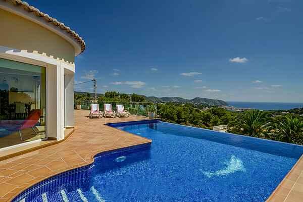 Villa i Moraira