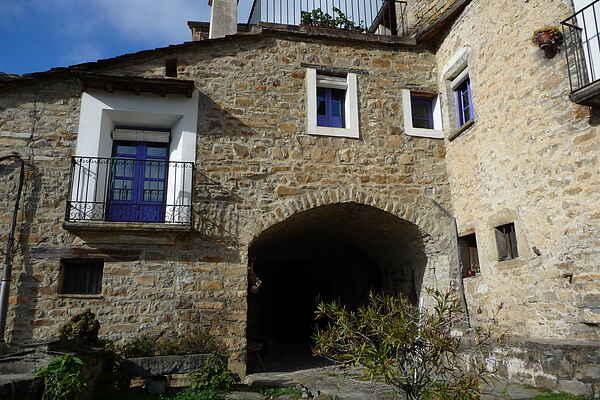 Manor house in Sobrarbe