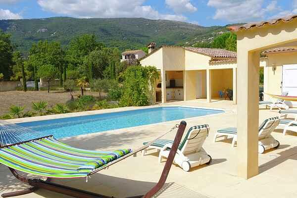 Villa i Fayence