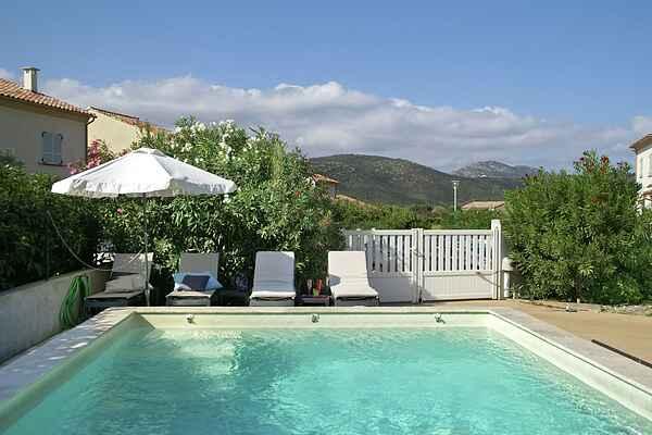 Villa i Poggio-d'Oletta
