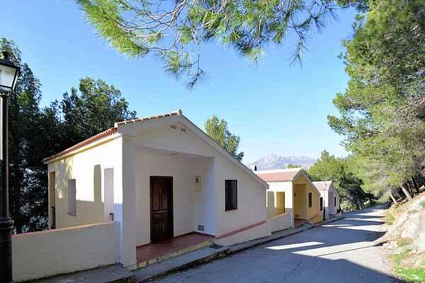 Cottage in Alcaucín