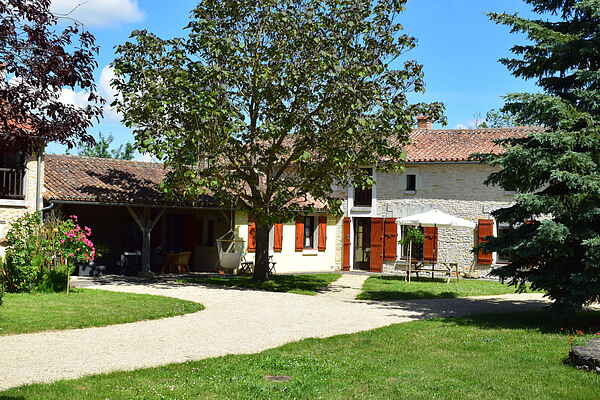 Holiday home in Saint-Jean-de-Sauves
