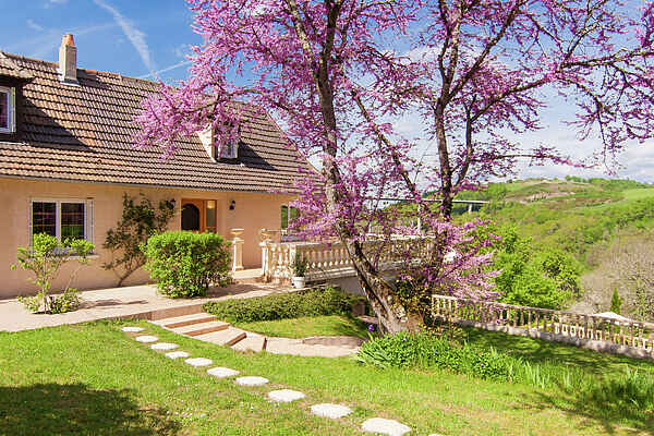 Villa i Terrasson-Lavilledieu