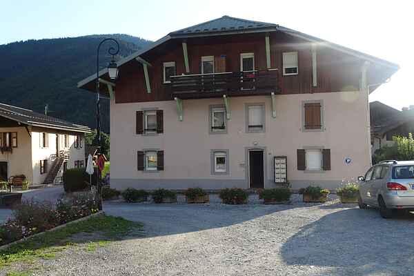 Sommerhus i Servoz