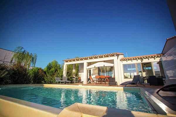 Sommerhus i Les Amarats