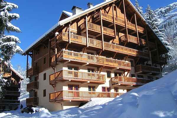 Apartment in Villard-Reculas