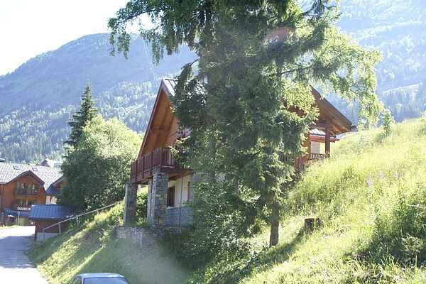 Hytte i Villard-Reculas