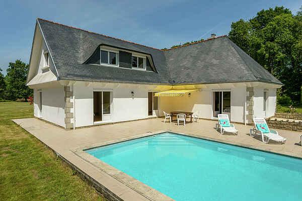 Villa in Concarneau