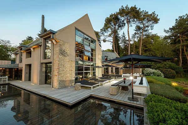 Villa i Riec-sur-Belon