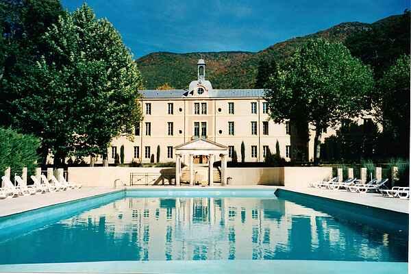 Apartment in Ferrassières