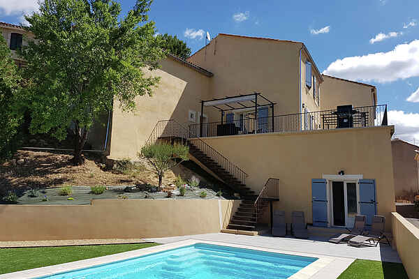 Villa i Hérault